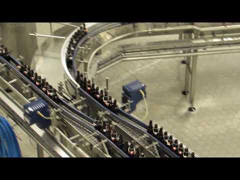 Abfüllanlage Flensburger Brauerei