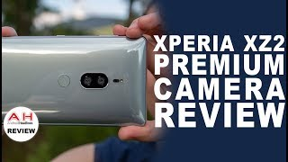 Sony Xperia XZ2 Premium Camera Review - More Cameras, More Light
