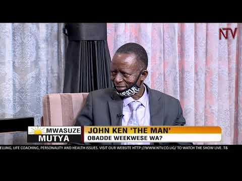 Mwasuze Mutya: Emboozi ya Ken Lukyamuzi owa conservative party(CP)