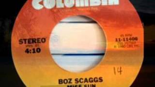 Boz Scaggs   Miss Sun Lyrics