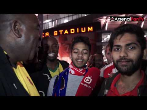 Arsenal Vs FC Basel 2-0 | Indian Gooners Overjoyed With Win