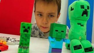 Секреты игры Майнкрафт - Какой Minecraft Моб самый крутой?
