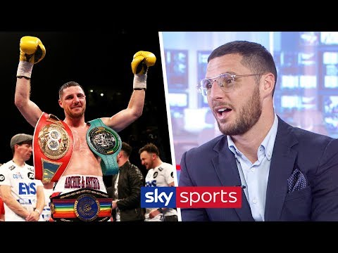 Tommy Coyle looks back on the highs & lows of his boxing career | VS Campbell, Katsidis, Dodd | SOTW