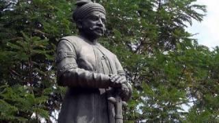 Statue of Velu Thampi Dalawa