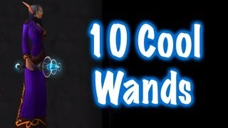 10 Cool Wands & Location Guide (World of Warcraft)