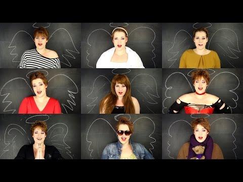 Die Moderatorinnen die Sommersprosse und kipjatoscha das Foto