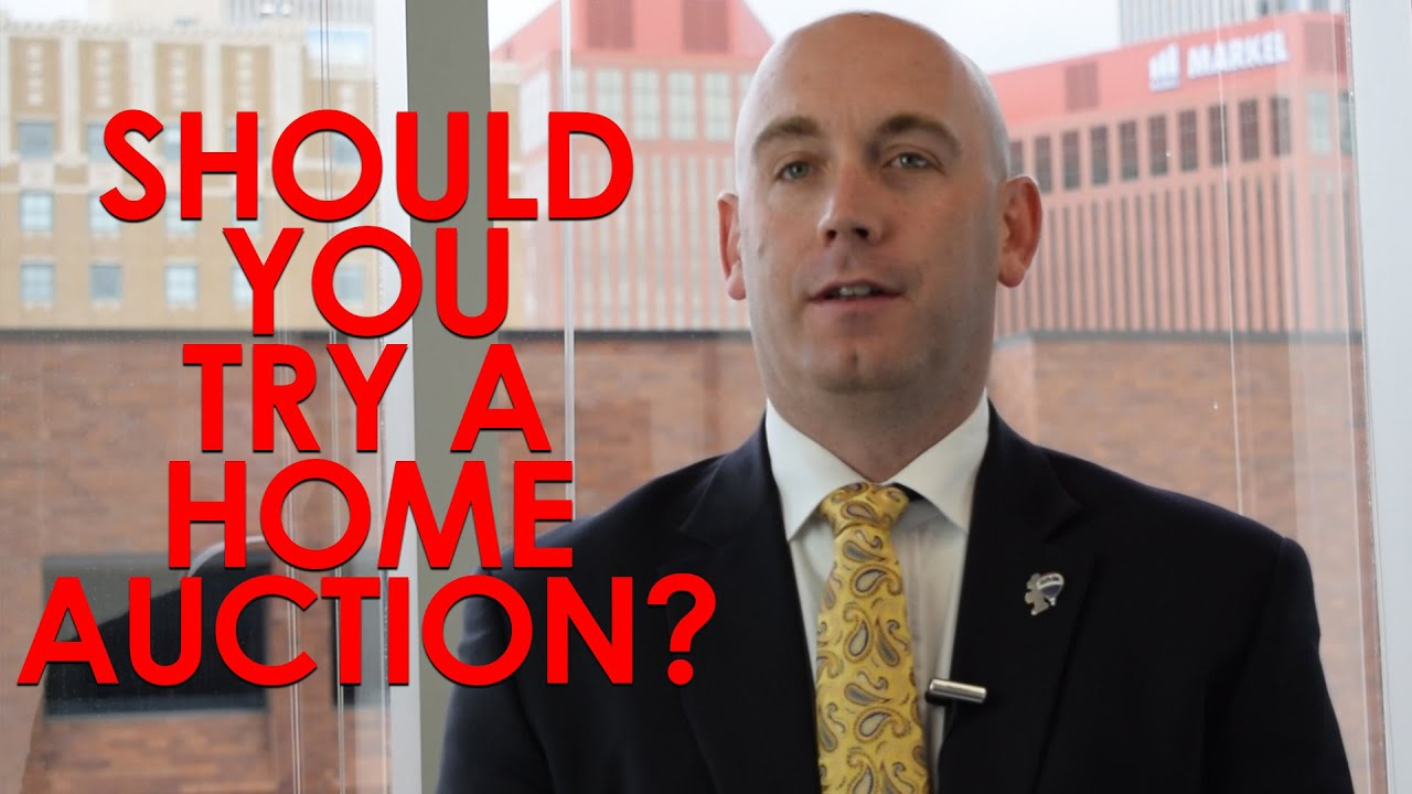 The Pros and Cons of Doing a Home Auction