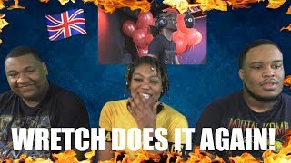 AMERICANS REACT TO UK RAP! (#11)   WRETCH 32   FIRE IN THE BOOTH (PART 5)