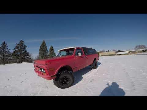 1972 GMC 1500 (CC-1417681) for sale in Watertown, Minnesota