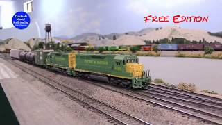 Rogue Valley Club, Pacific And Eastern Railroad Featured In Trackside Model Railroading