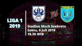 Jadwal Live Streaming Liga 1 2019 PSIS Semarang Vs Persela Lamongan Sabtu (6/7) Pukul 18.30 WIB