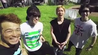 SPYAIR 【METROCK TOKYO2018】コメント動画