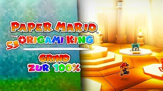 GRIND zur 100%! ⭐️ 53 • Paper Mario: The Origami King