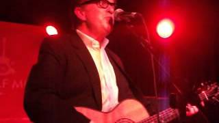 Chris Difford - Black Coffee In Bed @ HalfMoon 15th January 2012