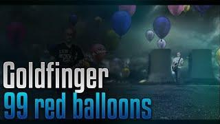99 Red Balloons Lyrics German Part