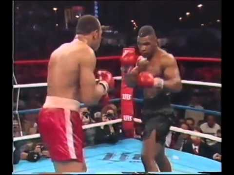 1987-03-07 Mike Tyson vs James Smith (full fight)
