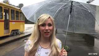 Ashley Eckstein Visits Studio Ghibli