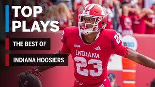 The Best of Indiana Hoosiers: 2018 Mid-Season Highlights | Big Ten Football