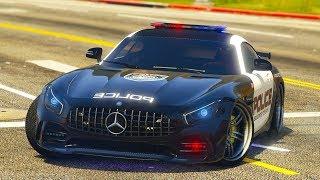 Мультики про полицейские машинки для малышей, Цветные гоночные полицейские ТАЧКИ