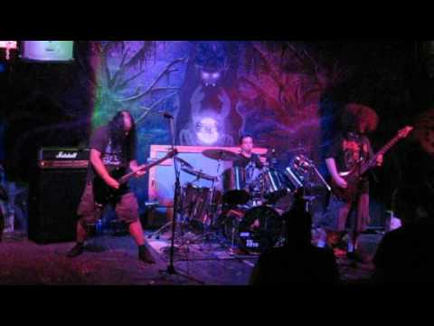 "Brainsic covering ""Conquer All"" by Behemoth 05-17-08"