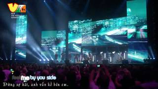 [VietSub] 01-Where We Are (Westlife-Where We Are Tour 2010)