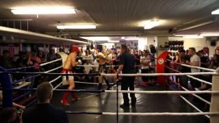 Supremacy Amateur League VIII - Philip Wallin vs Otabek Ergashev