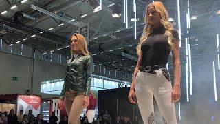 Cavalliera Equestrian Fashion Walk At Spoga February 2020