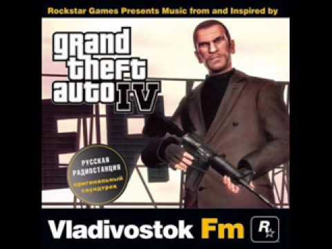 Jdat - Marakesh (GTA IV Soundtrack) Vladivostok FM
