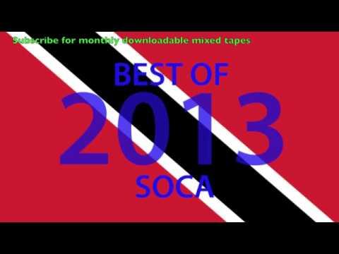 BEST OF 2013 TRINIDAD SOCA – ROAD READY MIX