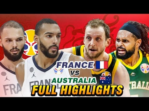 "FRANCE vs AUSTRALIA  ""FULL HIGHLIGHTS"" 