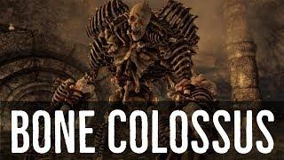 Skyrim Mods   Bone Colossus - Mihail Monsters and Animals (PC   XBOX)