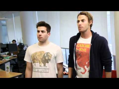Rap Teacher 2 with Hoodie Allen (Jake and Amir)