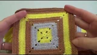 Бабушкин квадрат (плотный )