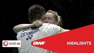 YONEX Swiss Open | XD Semifinals Highlights | BWF 2019