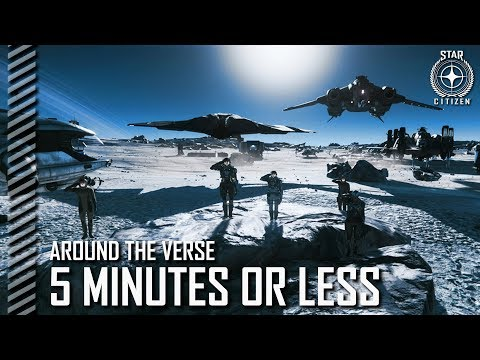 Around the Verse - Alpha 3.2 in 5 Minutes or Less