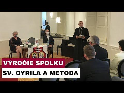 SPOLOK SV. CYRILA A METODA SPOMÍNAL A ĎAKOVAL
