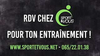 Rendez-vous chez Sport&Vous !