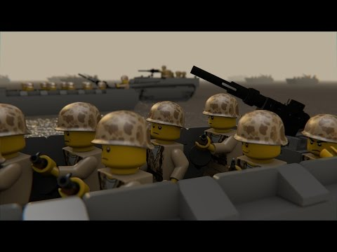 LEGO WAR IN THE PACIFIC 3