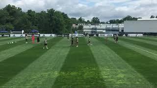 Juventus 1st Team Training Session