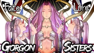 Gorgon  - (Fate/Grand Order) - Fate Lore - The Tale of the Gorgon Sisters