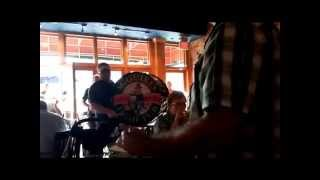 McGuire's Pipe Band visits The Black Rose Public House 2015 - Wings and Murdoh's Set