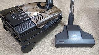 AEG Vampyr Chroma Vacuum Cleaner Unboxing & Demonstration