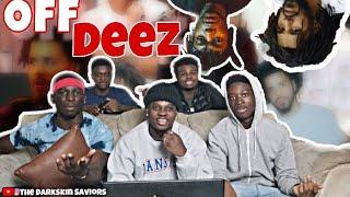 J.I.D   Off Deez Ft. J. Cole [Reaction]