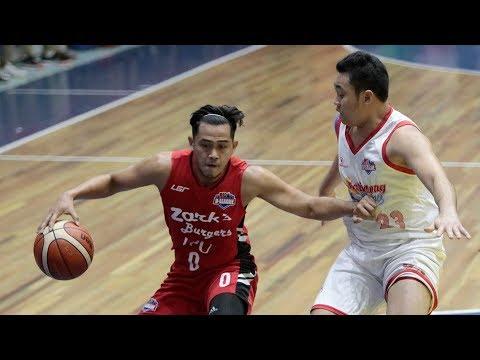 Semifinals: Zark's Jawbreakers vs. Marinerong Pilipino | PBA D-League Aspirant's Cup 2018