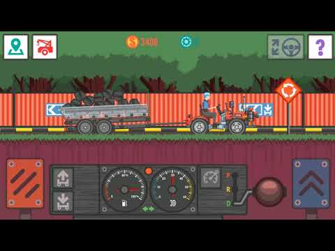 Best Trucker Lite is a new game to take coal to the steel mill