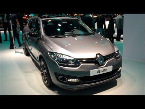 Renault Megane 2015 In detail review walkaround Interior Exterior