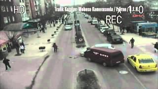 Edirne / Trafik Kazaları Mobesede