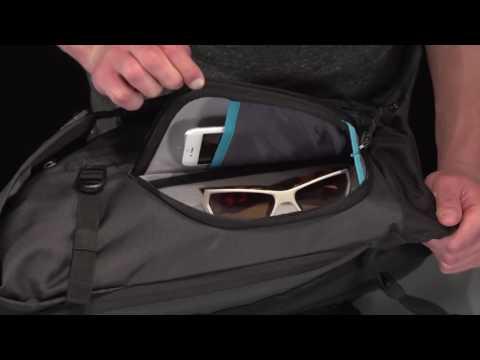 Thule Subterra TSDP-115 hátizsák, sötétszürke