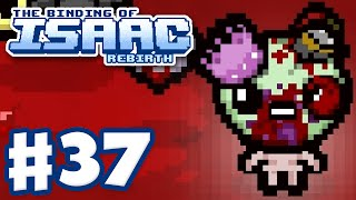The Binding of Isaac: Rebirth - Gameplay Walkthrough Part 37 - Judas in the Womb! (PC)