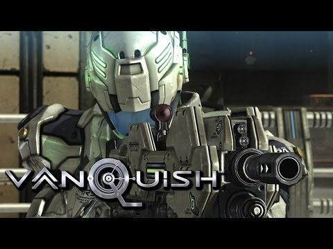 Vanquish - PC Announcement Trailer thumbnail